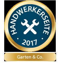 Handwerkerseite 2017 - Garten & Co.